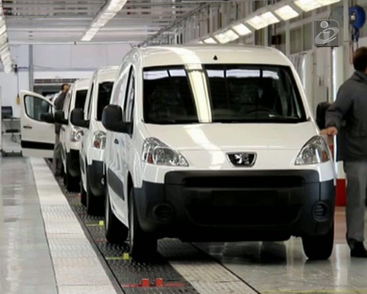 Grupo Peugeot vai despedir 280 em Mangualde