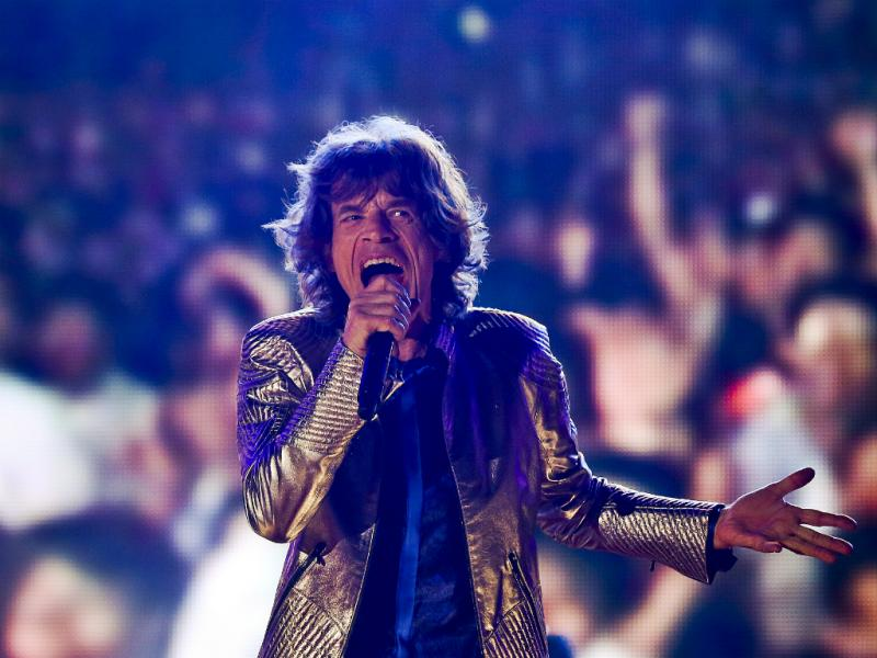 Rolling Stones no Rock in Rio 2014 [Lusa]
