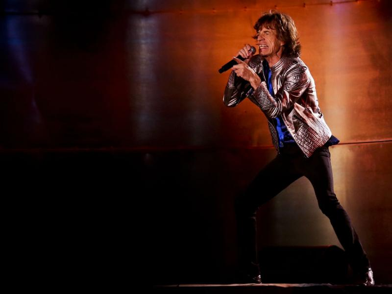 Rolling Stones no Rock in Rio (Lusa)