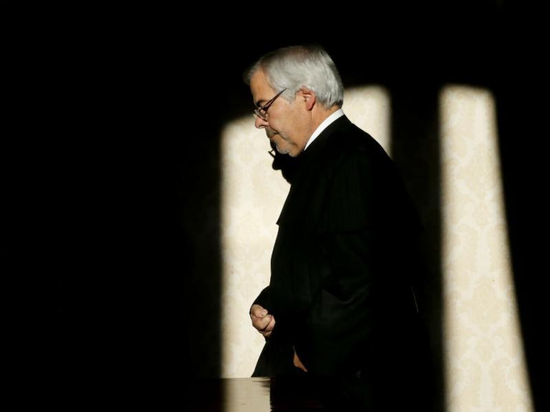 Presidente do Tribunal Constitucional (Lusa/João Relvas)