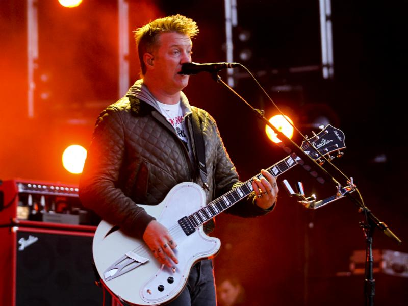 Queens of the Stone Age - Rock in Rio 2014 [Lusa]