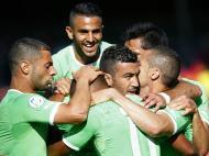 Argélia-Arménia (Reuters/Denis Balibouse)