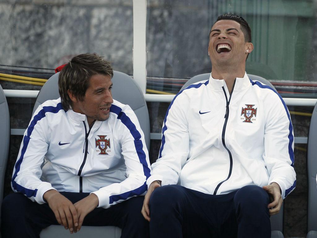 Portugal vs Grécia (Reuters/Rafael Marchante)