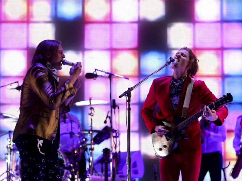 Arcade Fire - Rock in Rio 2014 [Lusa]
