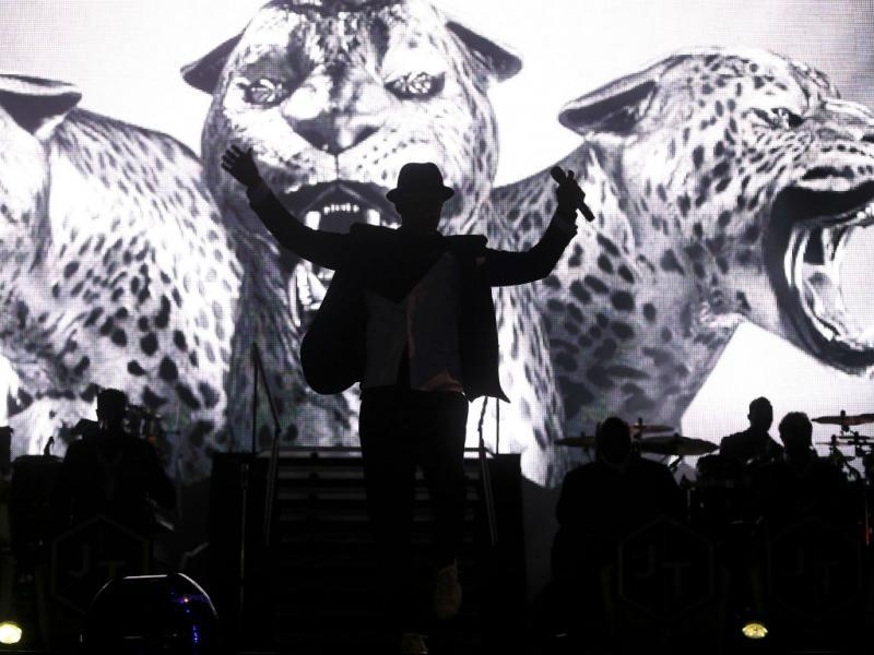 Justin Timberlake - Rock in Rio 2014 (Lusa)