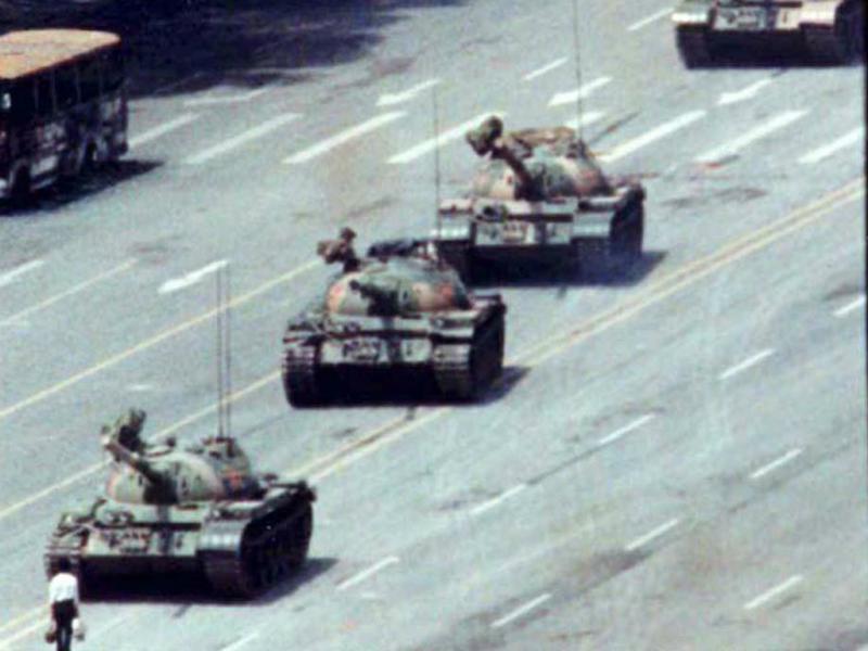 25º aniversário do massacre na praça de Tiananmen (Reuters)