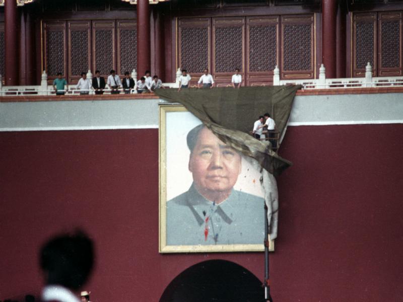 Aniversário do massacre na praça de Tiananmen (Reuters)