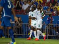 Costa do Marfim vence El Salvador