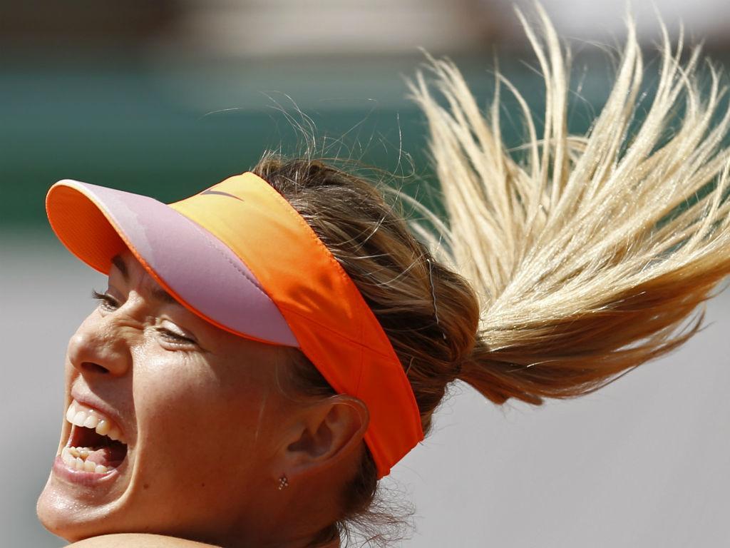 Maria Sharapova (Reuters)