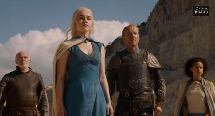 «Guerra dos Tronos» Imagem do trailer da última temporada (youtube)