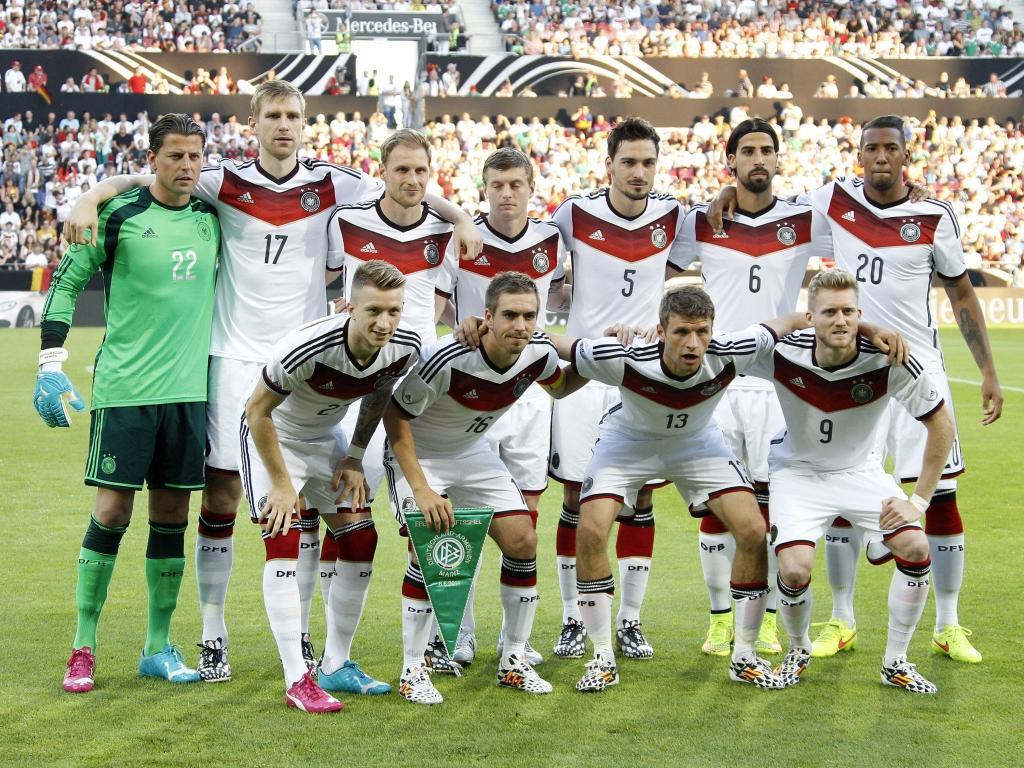 Mundial: Alemanha
