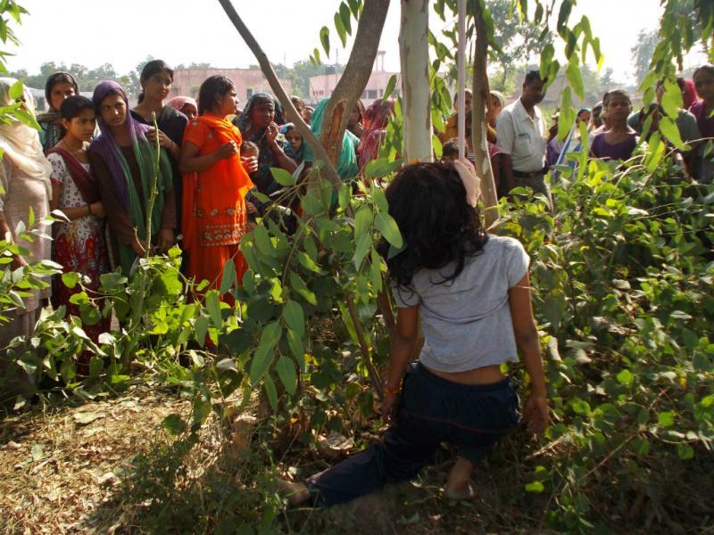 Quarta jovem enforcada na Índia (Reuters)