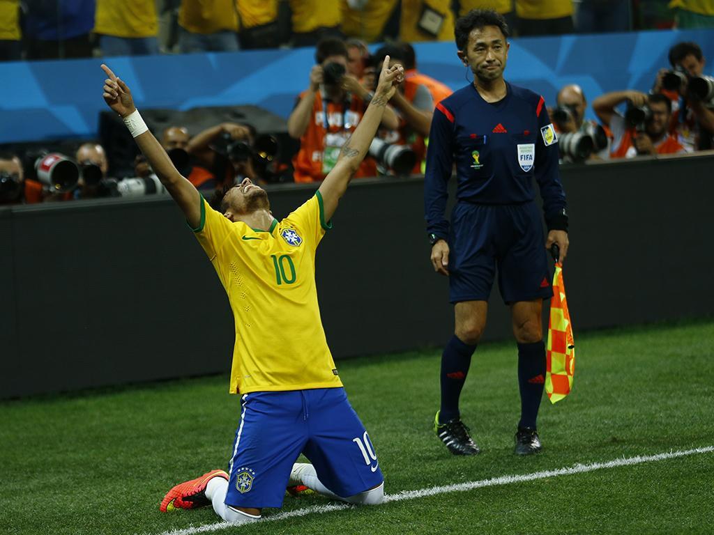 Brasil vs. Croácia (Reuters)