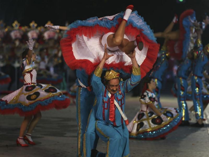 Marchas do Bairro Alto (MANUEL DE ALMEIDA/LUSA)