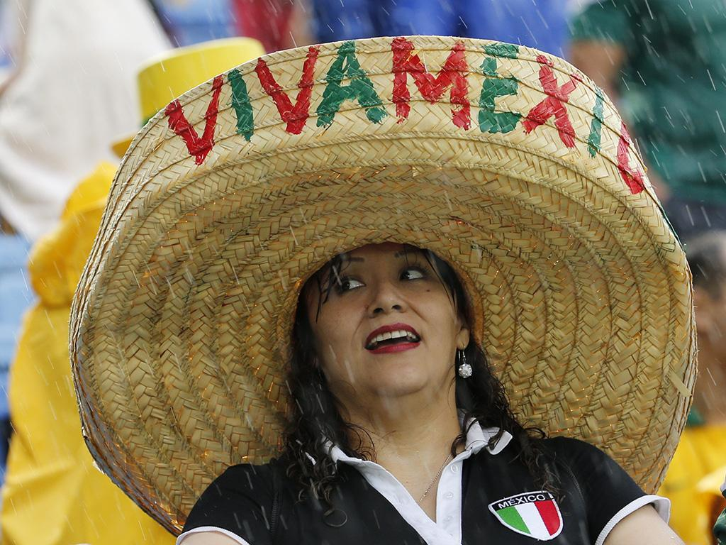 México vs. Camarões (Reuters)