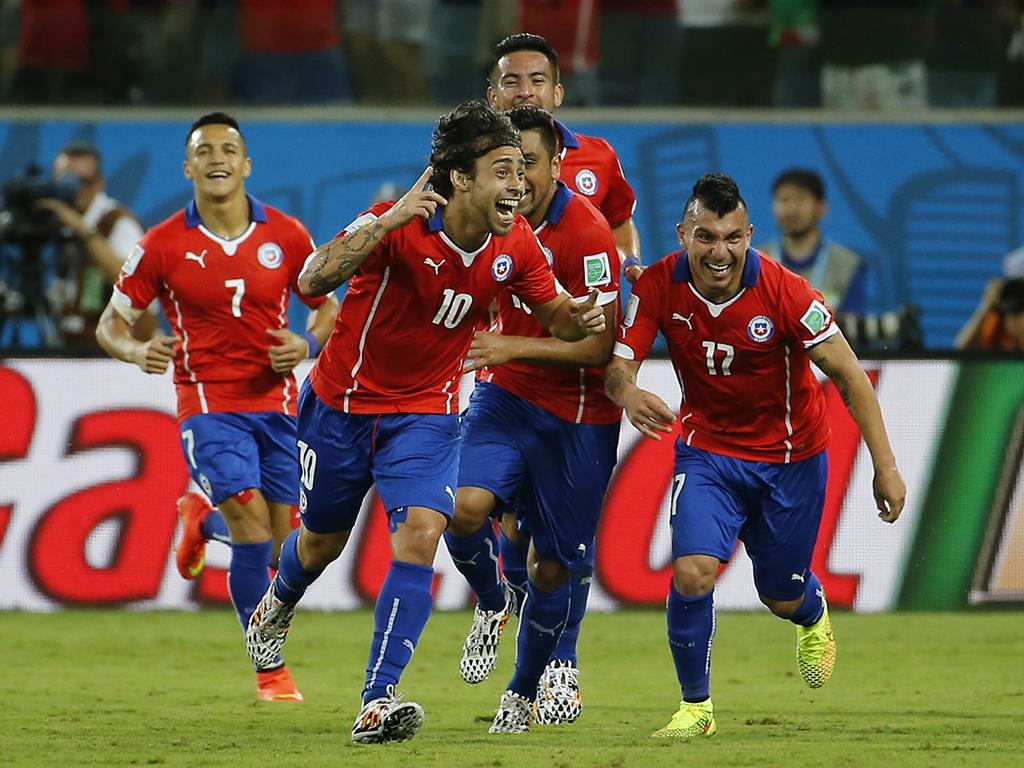 Chile vs. Austrália