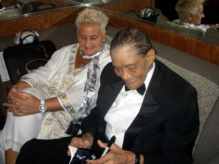 Morreu cantor de jazz norte-americano Jimmy Scott