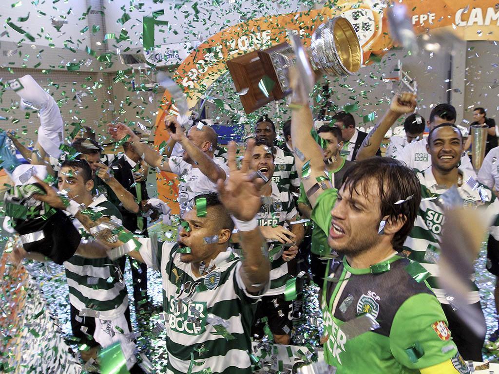 AD Fundão vs Sporting CP