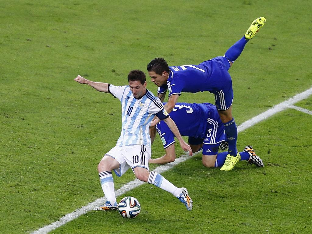 Argentina vs Bósnia