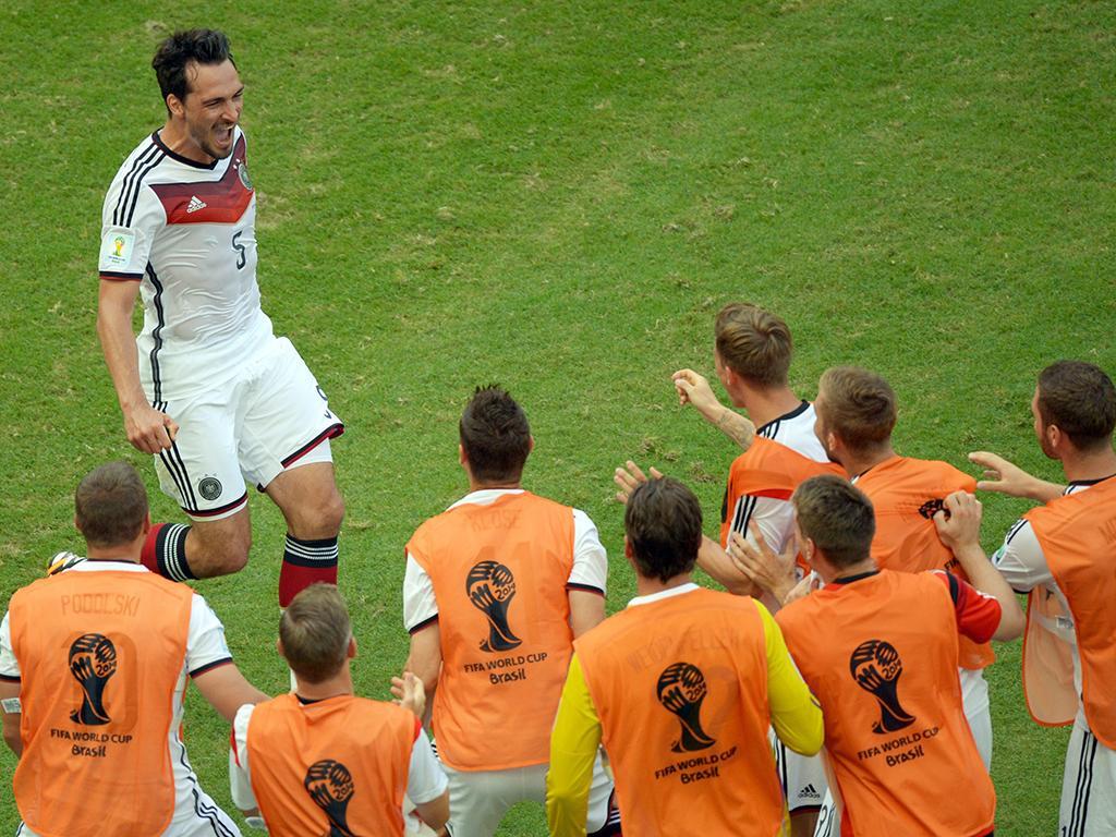 Mundial 2014: Alemanha vs Portugal (EPA)