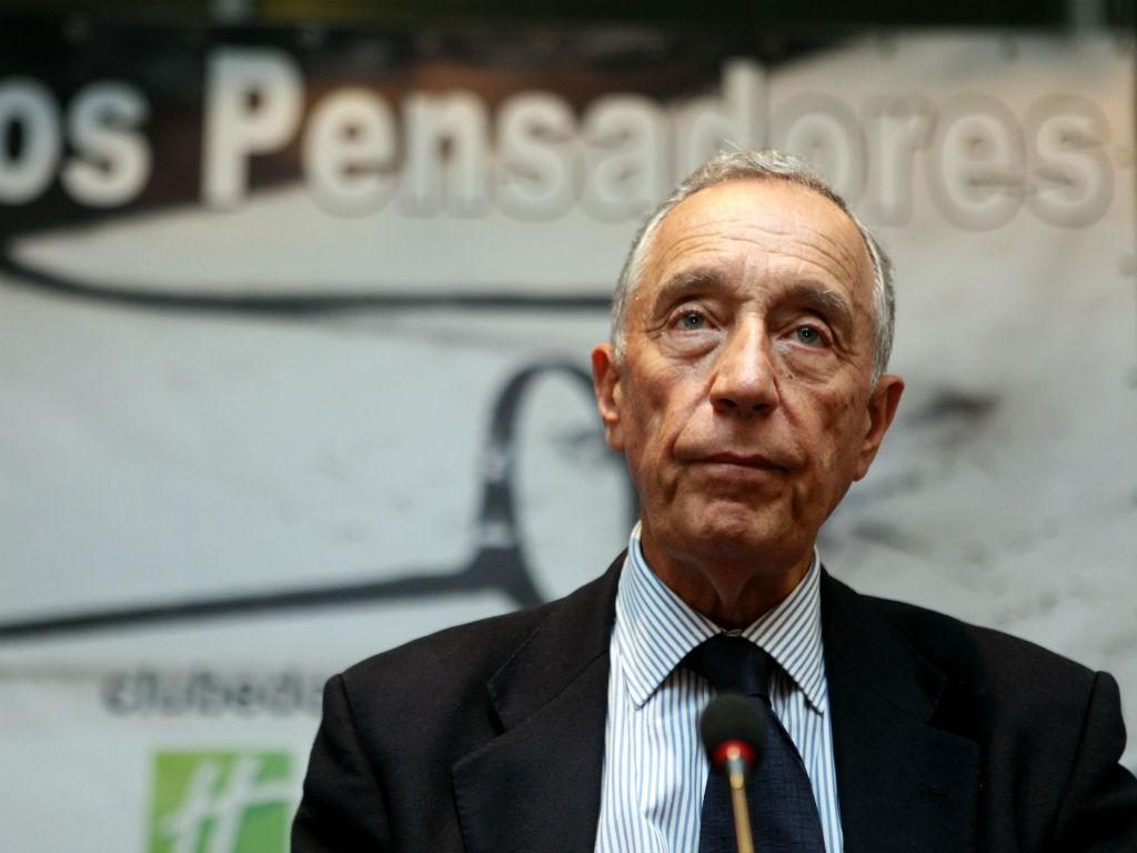 Marcelo Rebelo de Sousa (Lusa)