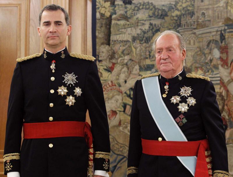 Coroação de Filipe VI de Espanha (REUTERS)