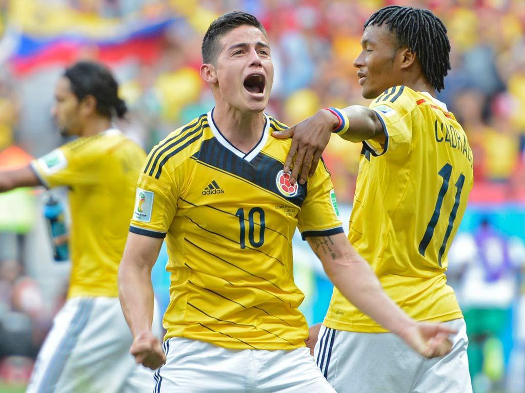 Colômbia vs Costa do Marfim (Lusa)