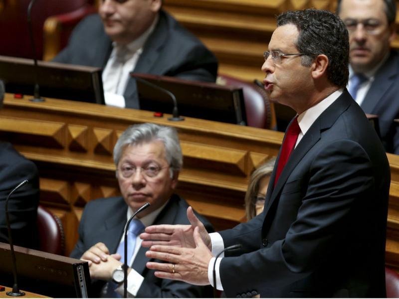 Debate quinzenal (Lusa/Tiago Petinga)