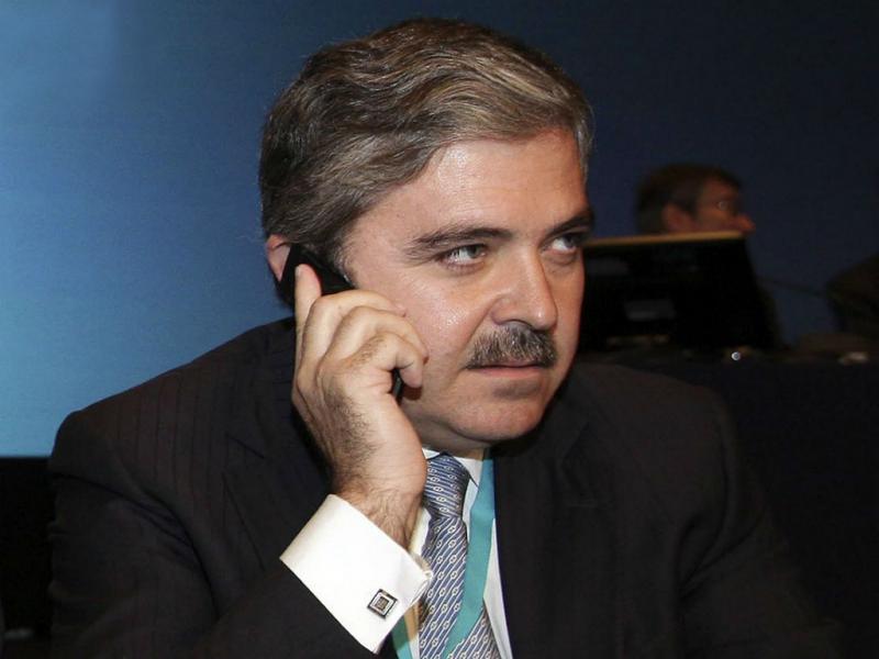 Amílcar Morais Pires, BES (Lusa)
