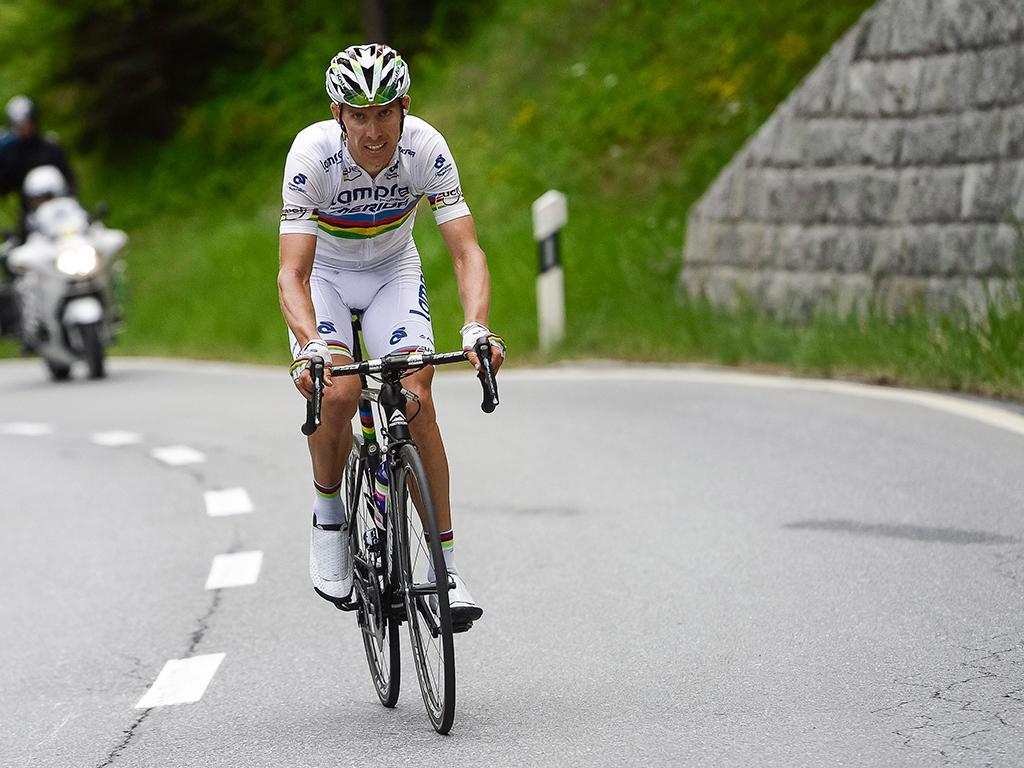 Rui Costa vence volta à Suíça (LUSA)