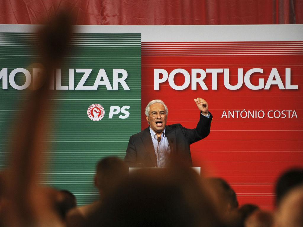 António Costa (Lusa/Fernando Veludo)