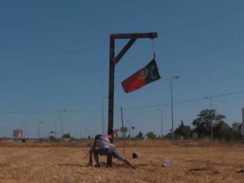 Portugal na forca, Élsio Menau (YOUTUBE)