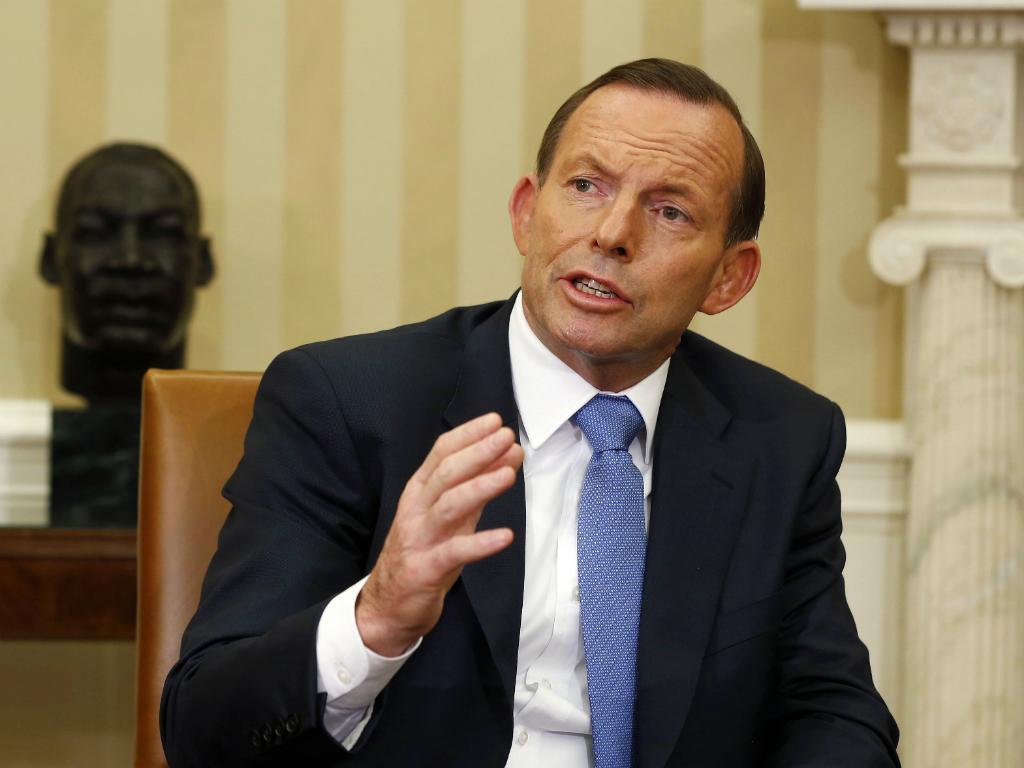 Tony Abbott (Reuters)
