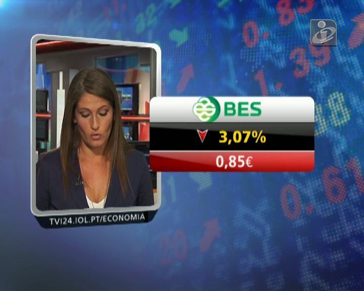 Bolsas europeias terminam primeira sessão da semana em baixa