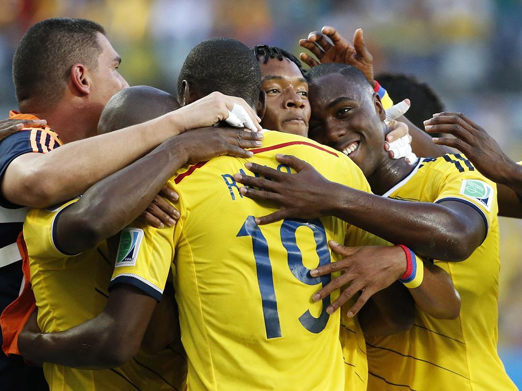 Japão vs. Colômbia (Reuters)