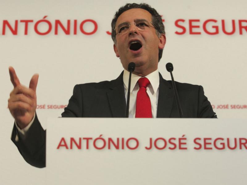 António José Seguro (Carlos Antos/Lusa)