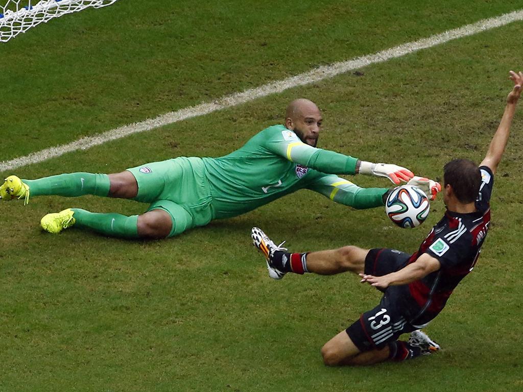 EUA vs. Alemanha (Reuters)