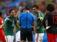 Pedro Proença no México-Holanda (Reuters)