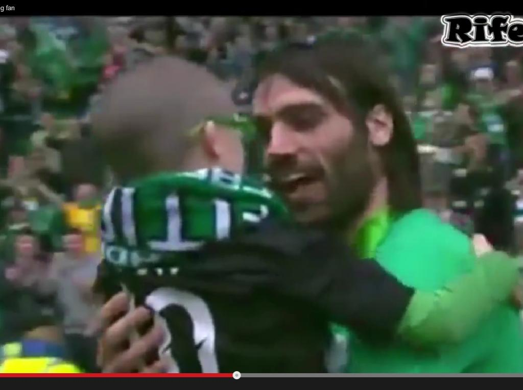 Samaras e Jay Beatty