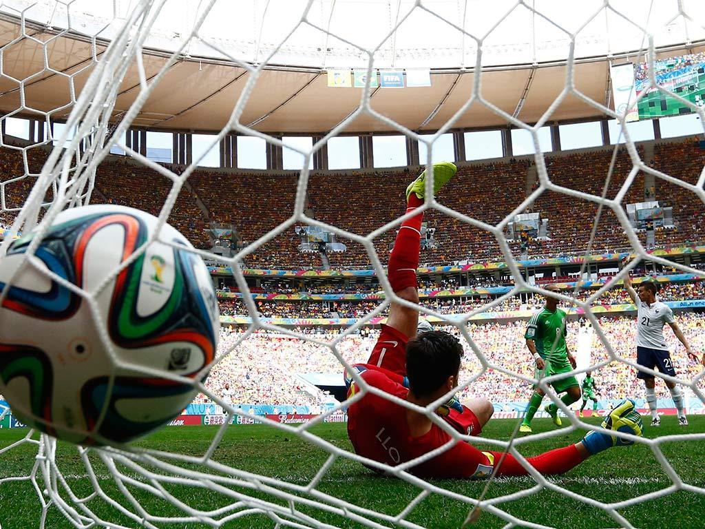 França VS Nigéria (Reuters)