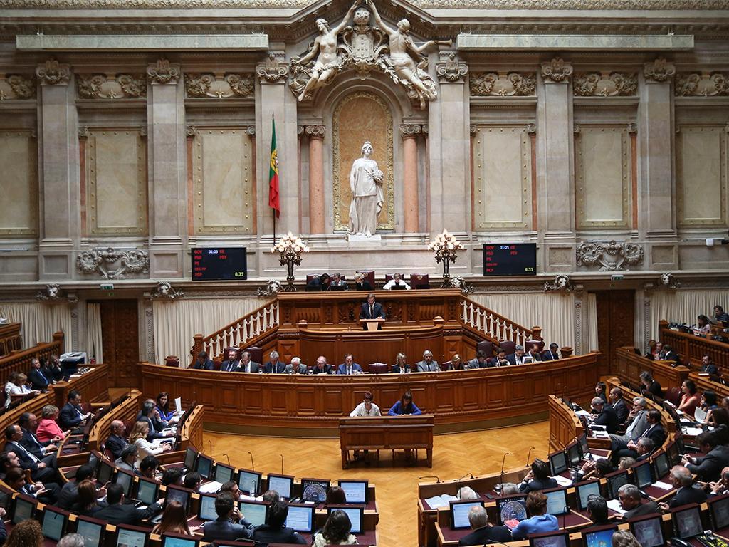 Debate sobre o Estado da Nação no Parlamento (Lusa)