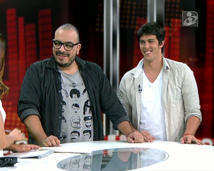 Porta dos Fundos na TVI24