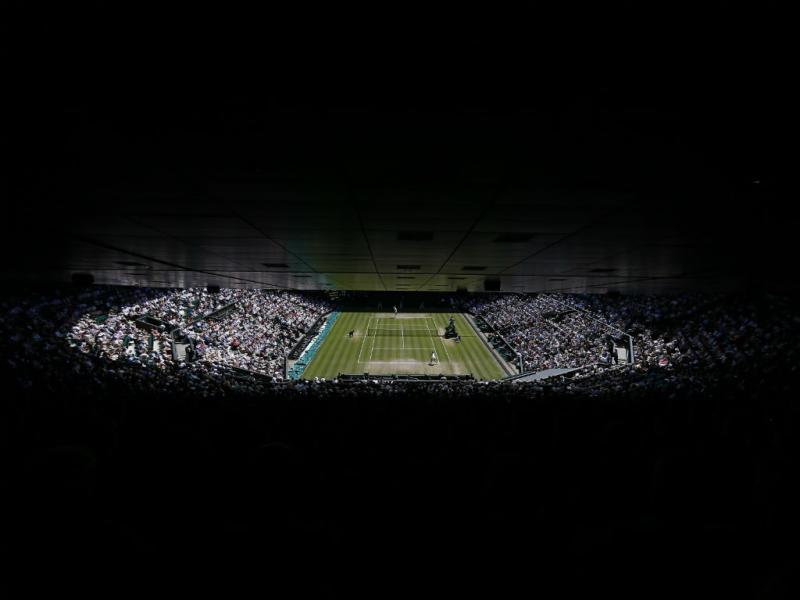Torneio de Wimbledon (Reuters)