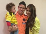 James e a família