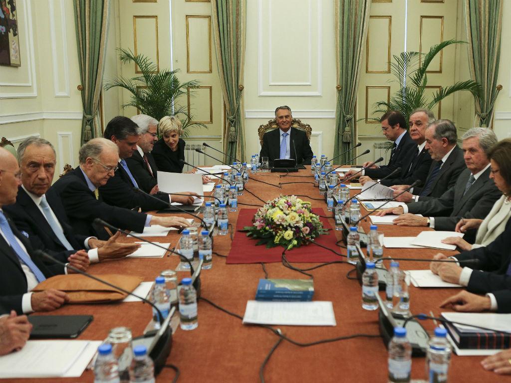 Conselho de Estado [Foto: Lusa]