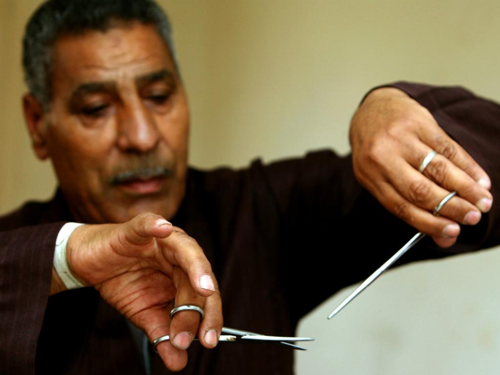 Mutilação Genital Feminina (Reuters)