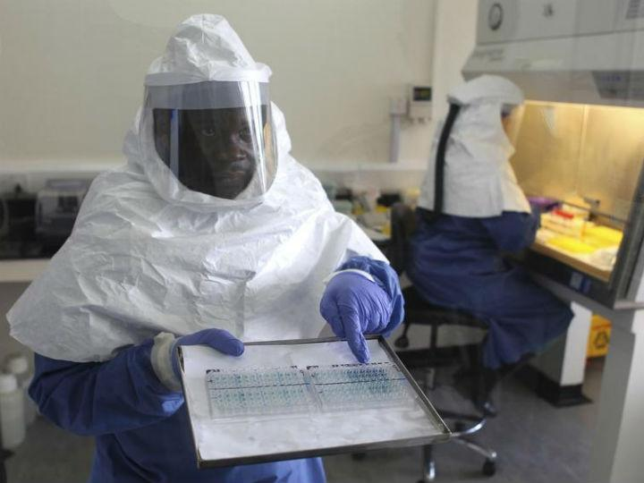 Ébola em África [Foto: Reuters]