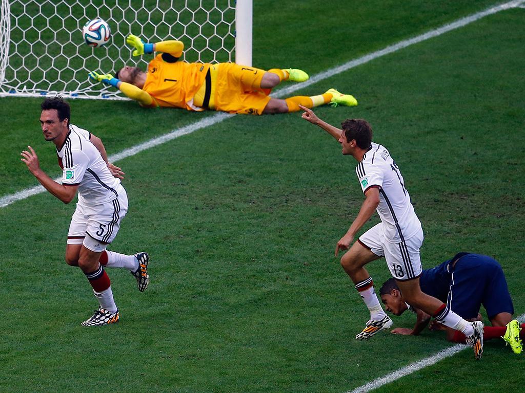 França VS Alemanha (Reuters)
