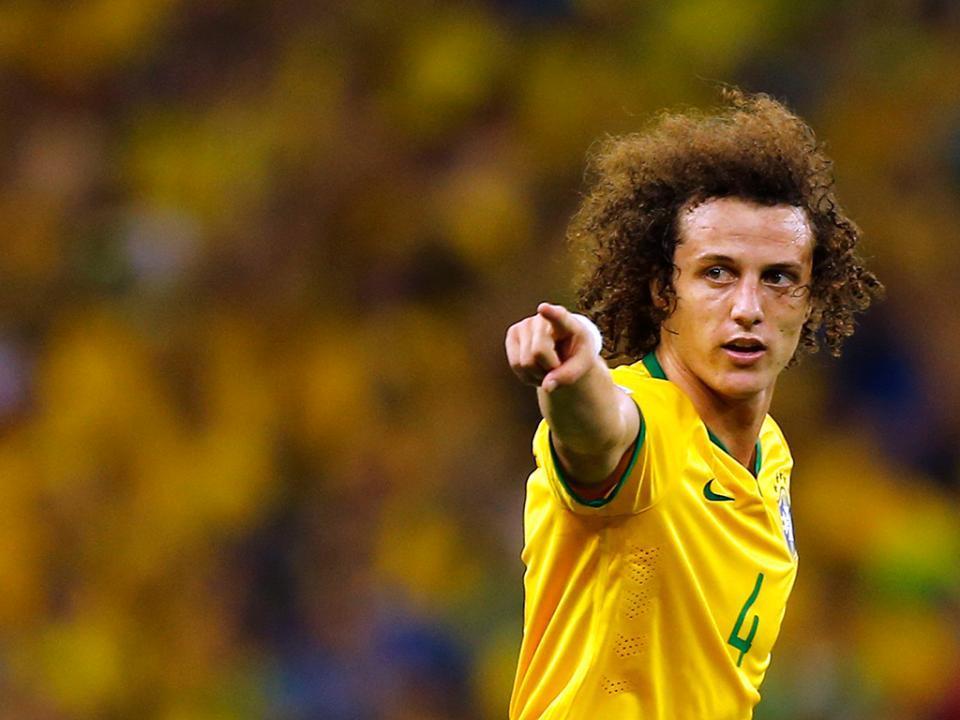 David Luiz: «Temos que estar a um nível muito bom com a Alemanha»