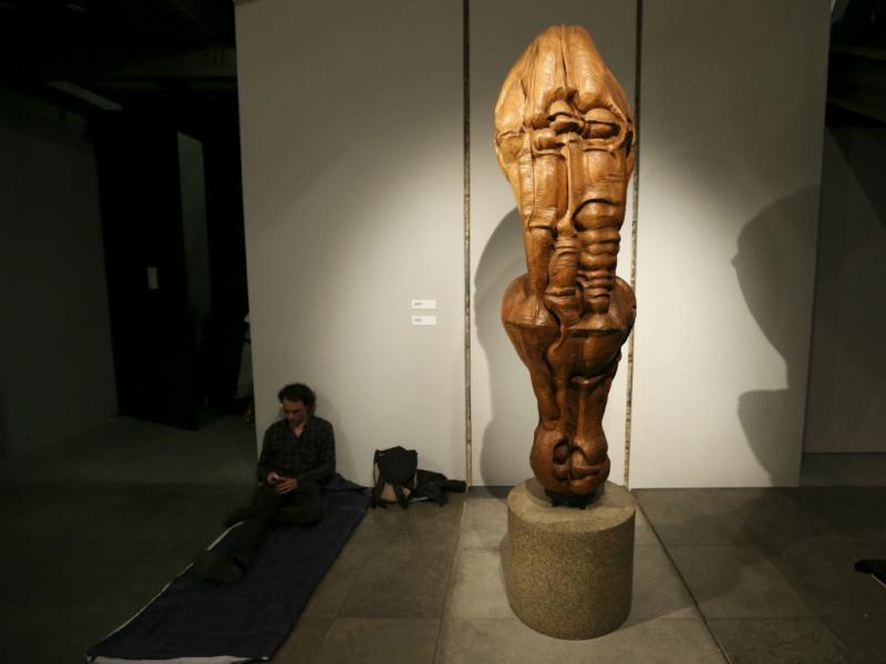 «Ocupação artivista» do Museu do Chiado [Lusa]